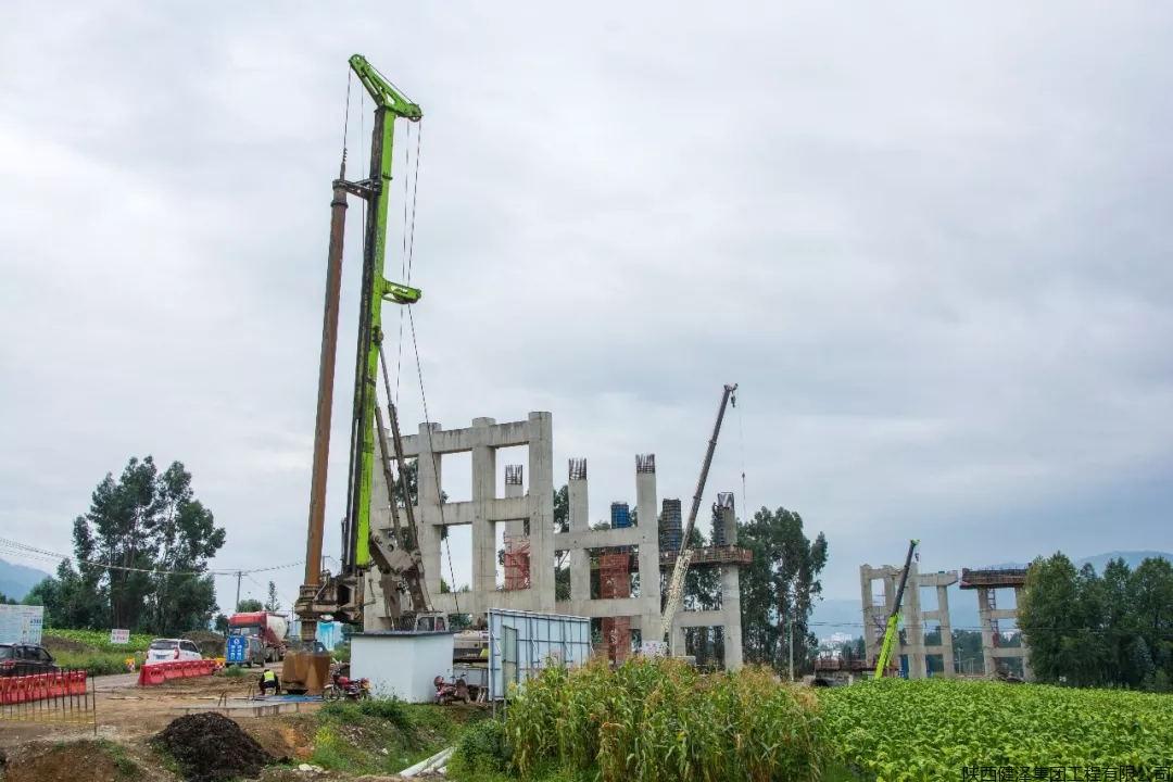 武陵山大道城区段工程